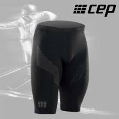 CEP Compression Short Tight Triathlon Womens Medium  III Black