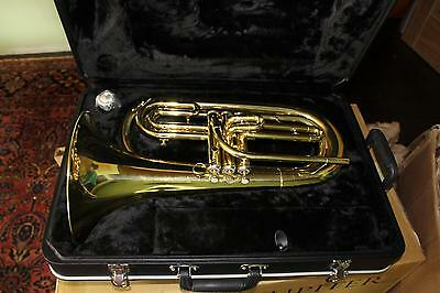 Jupiter 560L MArching Baritone in Lacquer VERY NICE! QuinnTheEskimo