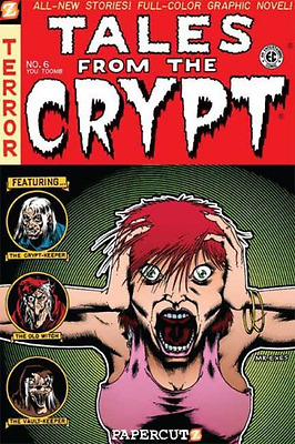 You Toomb (Tales from the Crypt (Hardcover)), Good Condition Book, Salicrup, Jim