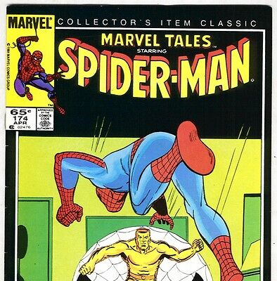 The Amazing Spider-Man #35 Reprint in Marvel Tales #174 from Apr. 1985 in F/VF
