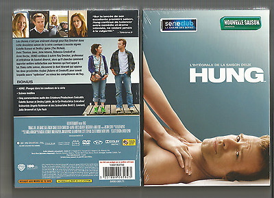 "Thomas Jane "" Hung - Saison 2  Integrale "" Dvd Neuf"