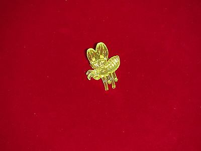 X50 large yellow bumblebee orchid nursery plant clips decorative supports
