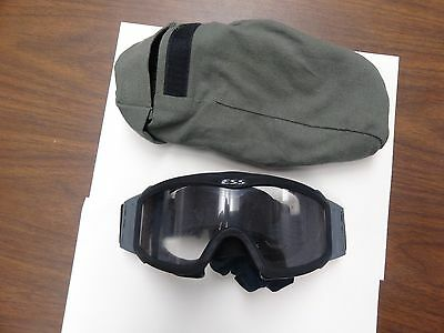 Us Military Glasses Goggles  In Carry Case #15