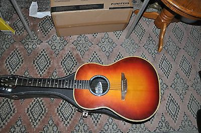 1976 Ovation 1132-1 Acoustic Guitar Made in USA