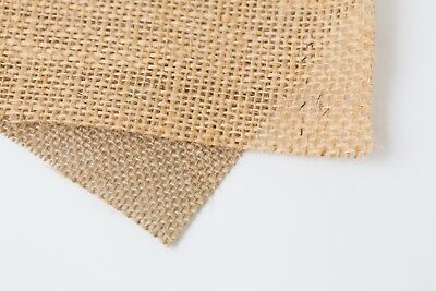 "Choose from 10oz, 12oz or 15oz Fine Woven Natural Hessian 40"", 54"" or 72"" Wide"