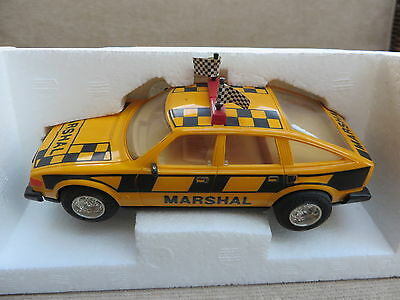 SCALEXTRIC Rover 3500 Marshals Car, C340, Boxed