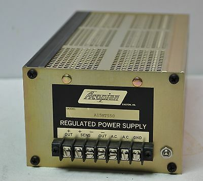 ACOPIAN A15MT550 AC to DC Power Supply