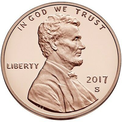 2017-S Proof Lincoln Shield Cent - I Have All Proof Cents - $2.95 Max Shipping