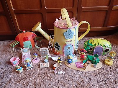 Fifi & Flowertots Watering Can Primrose Cottages Market Stall Figures & More