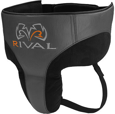 Rival 360 Pro No Foul Protector - Large - Black/Grey