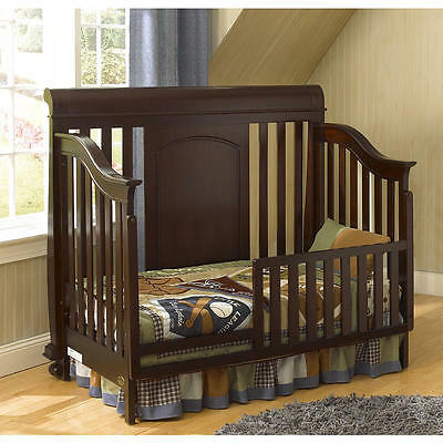 Baby Cache Barcelona Toddler Guard Rail - Cherry