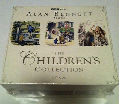 BBC Audio Childrens Collection - stories read by Alan Bennett on 8cds