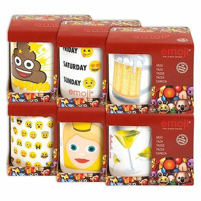 Wholesale Job Lot 504 Official Emoji Mugs Cups