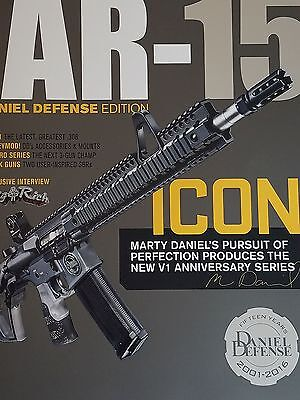 Book of the AR-15 Daniel Defense Edition / Daniel Defense 2016 Catalog Booklet