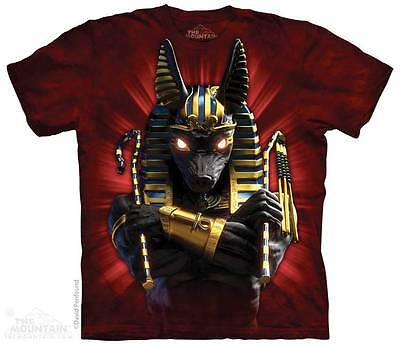 Anubis Soldier Adult T-Shirt The Mountain