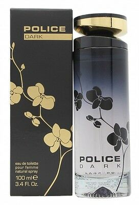 Police Dark Women Eau De Toilette 100Ml Spray - Women's For Her. New