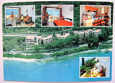Hotel Investments S.a. Greece Vintage  Postcard