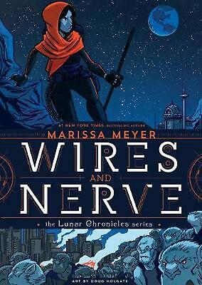 Wires and Nerve by Marissa Meyer Hardcover Book (English)