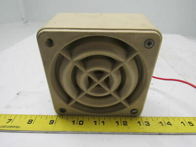 Federal Signal 50GC  Ser.B Selectone Speaker Amplifier 24V 50/60HZ