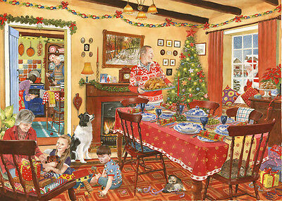 House Of Puzzles - 500 PIECE JIGSAW PUZZLE - Unexpected Guest Collectors No 8