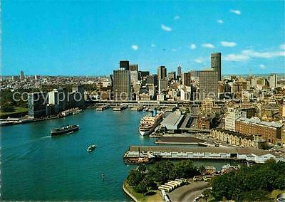 72903683 Sydney New South Wales from the Harbour Bridge Sydney