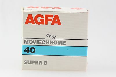 Ag Moviechrome 40 Super 8 Film 15,24m Film