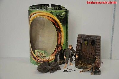 12 ) Toy Biz Lord of The Rings Samwise Gamgee mit Minen von Moria  in OVP #