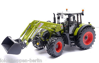 Wiking 077325 Traktor CLAAS Arion 650 neuwertig in OVP, 1:32 [F]