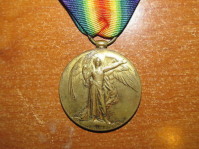 WW1 British Victory Medal 25th Cavalry Indian Army