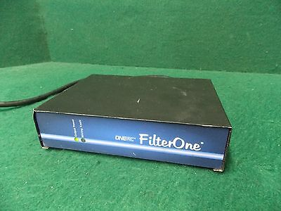 OneAC FilterOne Filter One Power Conditioner FS11015A / FS11015A-S1SB %A