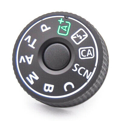 Canon Eos 70D Top Mode Dial Button Replacement Repair Part