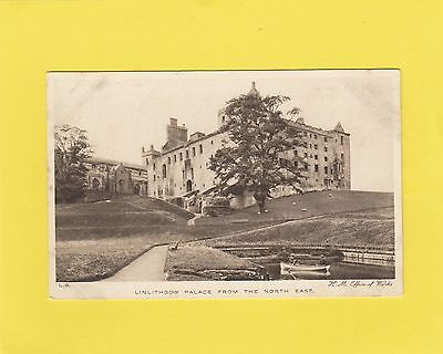 LINLITHGOW  PALACE from  North East      ,  WEST  LOTHIAN  SCOTLAND  ( F6  )