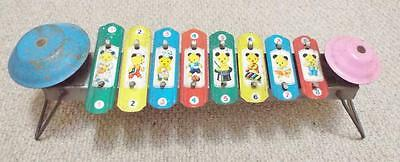"Vintage 1960's Sooty ""Ding Dong"" Xylophone - Harry Corbett"