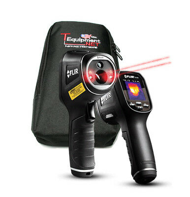 FLIR TG167-KIT2 Spot Thermal Camera 80 x 60 Resolution