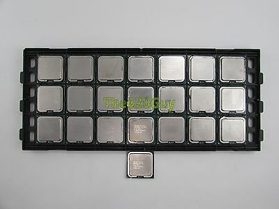 Lot of 22 Intel Pentium Dual Core Socket 775 Wolfdale/Allendale CPU Processors