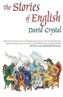 The Stories of English by David Crystal Paperback Book (English)