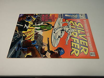 Silver Surfer #10, Vf/nm 9.0