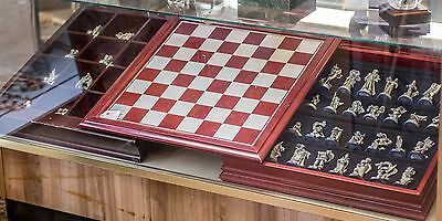 Army of Darkness Danbury Mint Chess Set with Extension Pieces