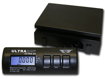 My Weigh Ultraship 35 Classic Digital Parcel Postal Weighing Scale