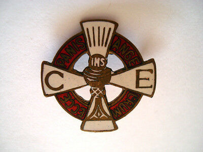 Insigne Ecce Panis Toulouse Religion (Sans Epingle)