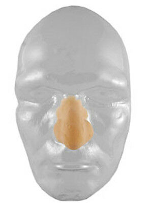 Grimas Latex Prosthetic Red Nose No14