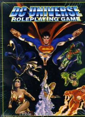 West End DC Universe DC Universe Role-Playing Game SC Fair+