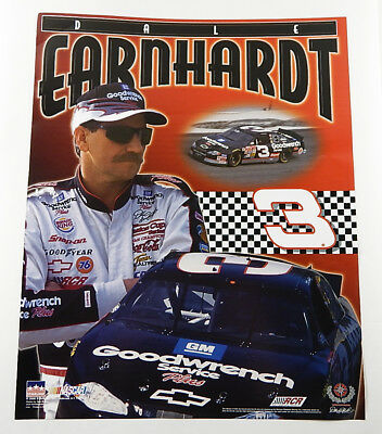 "Wholesale Lot of (225) Starline Dale Earnhardt Sr. NASCAR Posters 16"" x 20"""