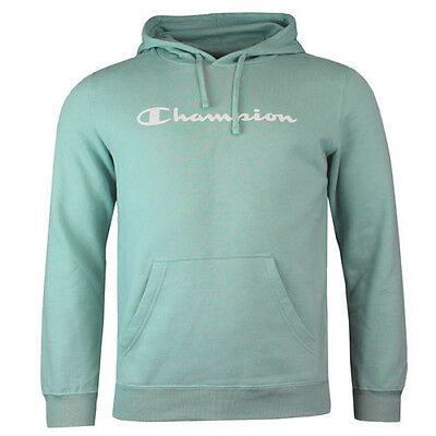 Champion Hooded Sweatshirt - Green