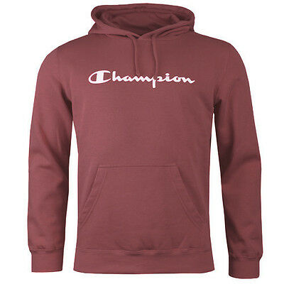Champion Hooded Sweatshirt - Red