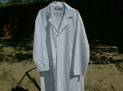 Lab Coats 2 White size Medium $10.00 for Both
