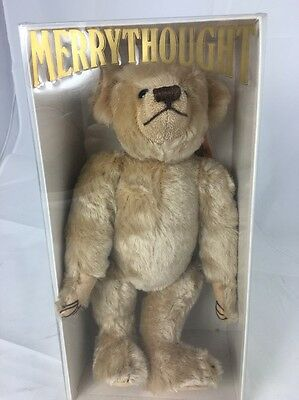 Millennium Bear - Ltd Edition Compton Woodhouse Exclusive - Merrythought - 2000