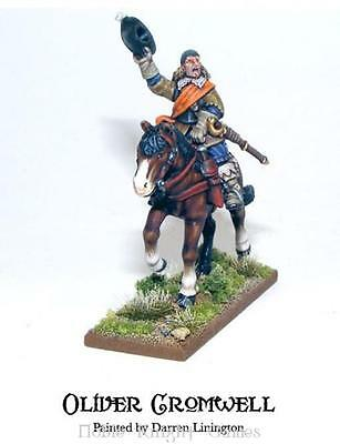 Warlord Pike & Shotte 28mm Oliver Cromwell Pack MINT