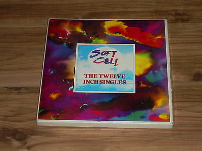 Soft Cell –Twelve Inch Singles / Soft Cell vinyl 12in Box Set-electro,Synth