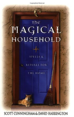 The Magical Household (Llewellyn's Practical Magick) - Paperback NEW Cunningham,